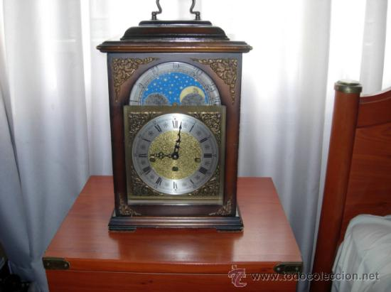 RELOJ DE SOBREMESA (Relojes - Sobremesa Carga Manual)