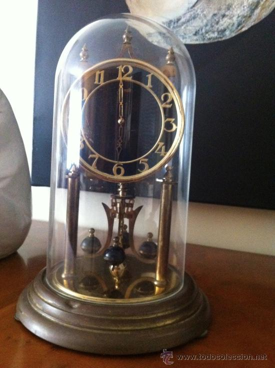 RELOJ KUNDO 400 DIAS EN PERFECTO ORDEN DE MARCHA (Relojes - Sobremesa Carga Manual)