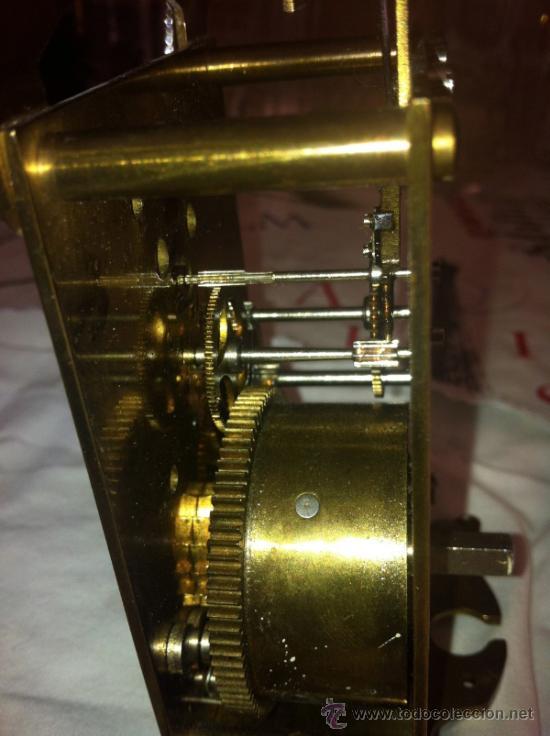 Relojes de carga manual: Reloj Kundo 400 dias en perfecto orden de marcha - Foto 6 - 37635156