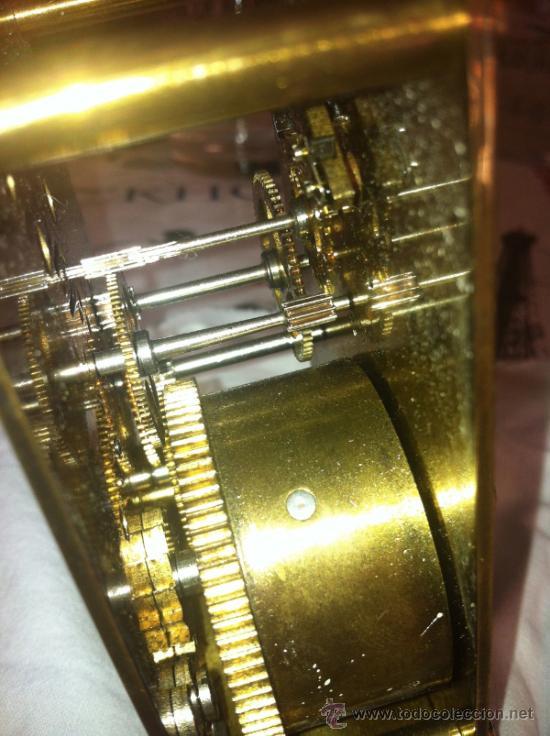 Relojes de carga manual: Reloj Kundo 400 dias en perfecto orden de marcha - Foto 8 - 37635156