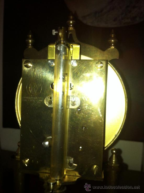 Relojes de carga manual: Reloj Kundo 400 dias en perfecto orden de marcha - Foto 10 - 37635156