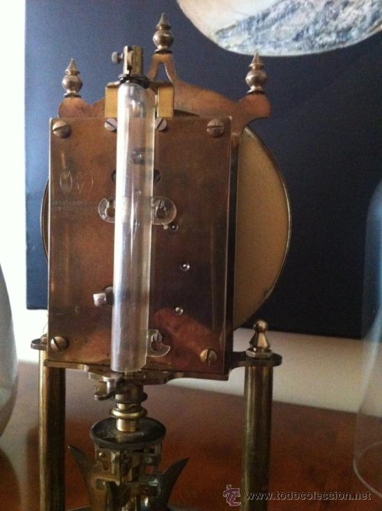 Relojes de carga manual: Reloj Kundo 400 dias en perfecto orden de marcha - Foto 5 - 37635156