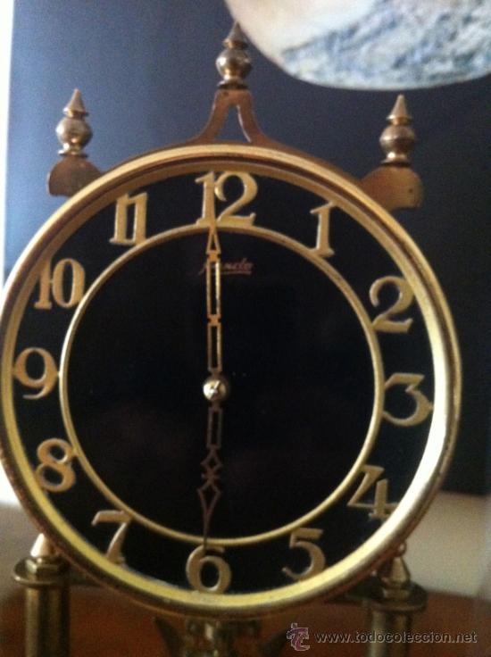Relojes de carga manual: Reloj Kundo 400 dias en perfecto orden de marcha - Foto 2 - 37635156