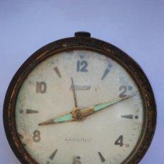 Relojes de carga manual: RELOJ DESPERTADOR DE SOBREMESA MARCA BLESSING MOD BAMBINO ** A RESTAURAR **. Lote 37825767