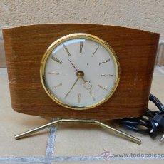 Relojes de carga manual: RELOJ VINTAGE SOBREMESA WESTCLOX , ELECTRICO. Lote 39137907