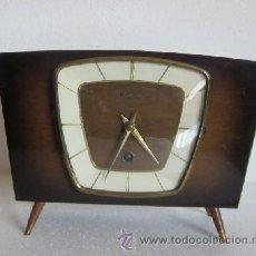Relojes de carga manual: RELOJ DUGENA DE SOBREMESA. Lote 82743844