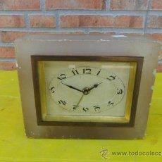 Relojes de carga manual: RELOJ DE SOBREMESA ALABASTRO. Lote 38308918