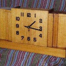 Relojes de carga manual: RELOJ ART DECÓ, 1920. Lote 38342873
