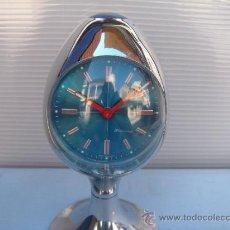 Relojes de carga manual: RELOJ DESPERTADOR BLESSING. ALEMANIA. RETRO, AÑOS 70.. Lote 157213802