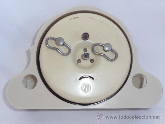 Relojes de carga manual: reloj despertador francés de sobremesa - Foto 2 - 257339225