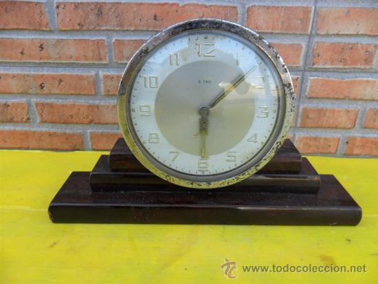 RELOJ DE SOBREMESA ARDECO (Relojes - Sobremesa Carga Manual)