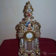 Relojes de carga manual: RELOJ PORCELANA DE PARIS. S XIX.. Lote 39839867