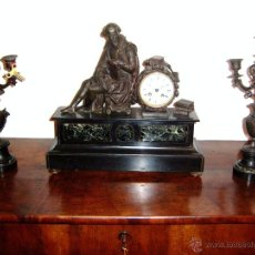 Relojes de carga manual: RELOJ DE CALAMINA SXIX-XX.. Lote 39874111
