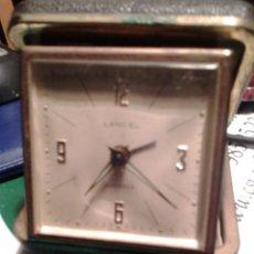 Relojes de carga manual: RELOJ DESPERTADOR LANCEL. Lote 39893028