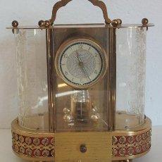 Relojes de carga manual: ANTIGUO RELOJ ALEMÁN SCHMID SCHLENKER CON CAJA MUSICAL . Lote 163568166