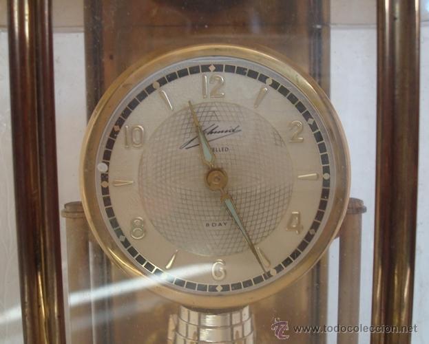 Relojes de carga manual: ANTIGUO RELOJ ALEMÁN SCHMID SCHLENKER CON CAJA MUSICAL - Foto 2 - 163568166