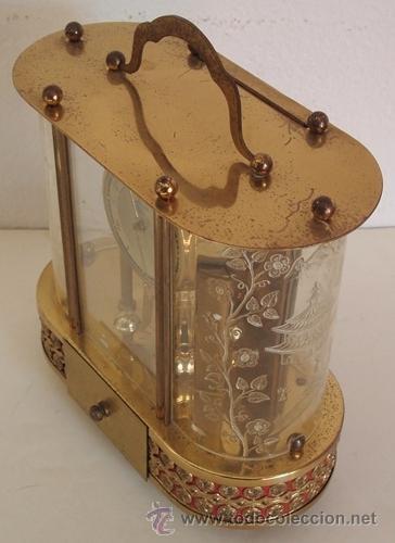 Relojes de carga manual: ANTIGUO RELOJ ALEMÁN SCHMID SCHLENKER CON CAJA MUSICAL - Foto 6 - 163568166