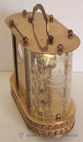 Relojes de carga manual: ANTIGUO RELOJ ALEMÁN SCHMID SCHLENKER CON CAJA MUSICAL - Foto 9 - 163568166