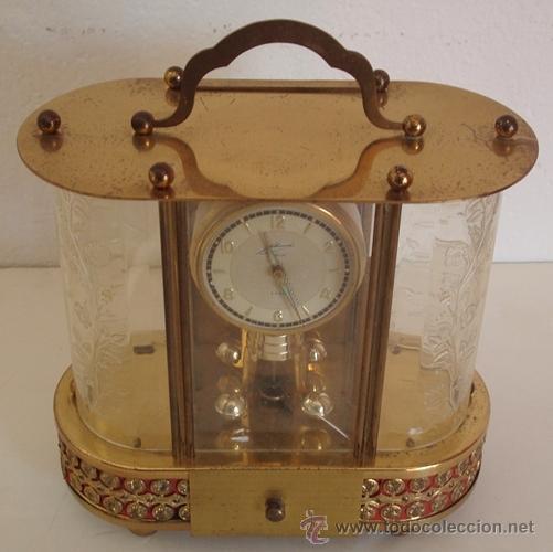 Relojes de carga manual: ANTIGUO RELOJ ALEMÁN SCHMID SCHLENKER CON CAJA MUSICAL - Foto 10 - 163568166