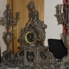 Relojes de carga manual: RELOJ DE SOBREMESA. Lote 40897938