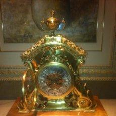 Relojes de carga manual: RELOJ FRANCÉS DE ESTILO BARROCO . Lote 40950925