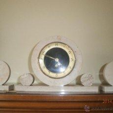 Relojes de carga manual: RELOJ ART DÉCO CON GUARNICIÓN.. Lote 43301238