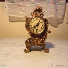 Relojes de carga manual: RELOJ DE SOBREMESA ESTILO ROCOCÓ. Lote 41538023