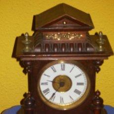 Relojes de carga manual: RELOJ SOBREMESA PRINCIPIOS SIGLO XX. Lote 41657746