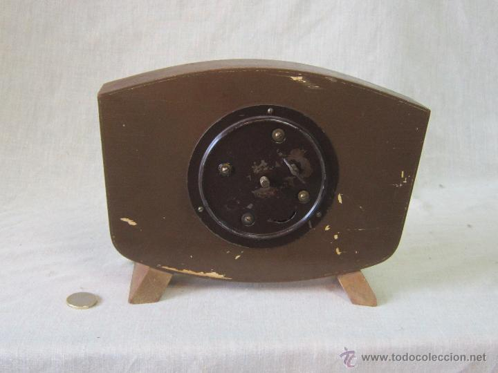 Relojes de carga manual: RELOJ DE SOBREMESA CON CUERDA - Foto 2 - 42010261