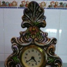 Relojes de carga manual: RELOJ DE MESA MARCA MERCEDES.. Lote 42018473