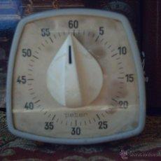 Relojes de carga manual: RELOJ TEMPORIZADOR - MINUTERO, CUENTA ATRÁS, CARGA MANUAL. Lote 42308885