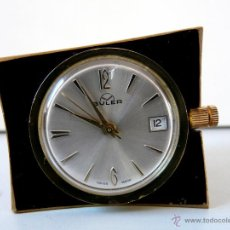 Relojes de carga manual: RELOJ SUIZO DE COLECCION MARCA BULER. Lote 42511837