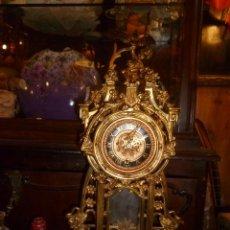 Relojes de carga manual: RELOJ DE BRONCE. Lote 42521940