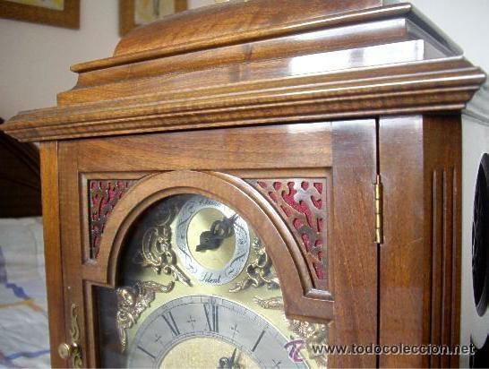 Relojes de carga manual: Antiguo Reloj Frances perfecto estado. - Foto 15 - 29860994