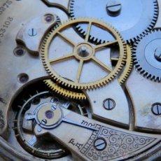 Relojes de carga manual: ANTIGUO RELOJ U,S,A. ESCRIBANÍA. AÑOS 40-50.. Lote 43168634