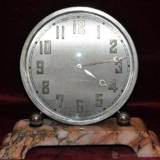Relojes de carga manual: RELOJ DE SOBREMESA DUWARD. ÉPOCA ART DECO. Lote 43472867