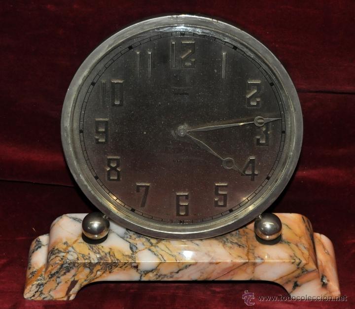 Relojes de carga manual: RELOJ DE SOBREMESA DUWARD. ÉPOCA ART DECO - Foto 2 - 43472867