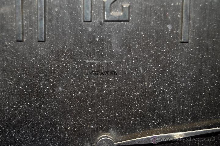 Relojes de carga manual: RELOJ DE SOBREMESA DUWARD. ÉPOCA ART DECO - Foto 4 - 43472867