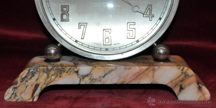 Relojes de carga manual: RELOJ DE SOBREMESA DUWARD. ÉPOCA ART DECO - Foto 8 - 43472867