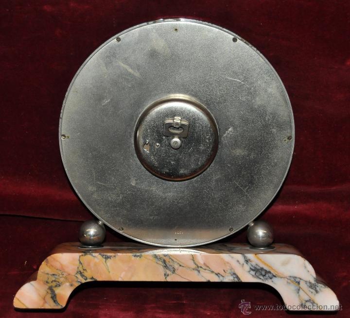 Relojes de carga manual: RELOJ DE SOBREMESA DUWARD. ÉPOCA ART DECO - Foto 9 - 43472867