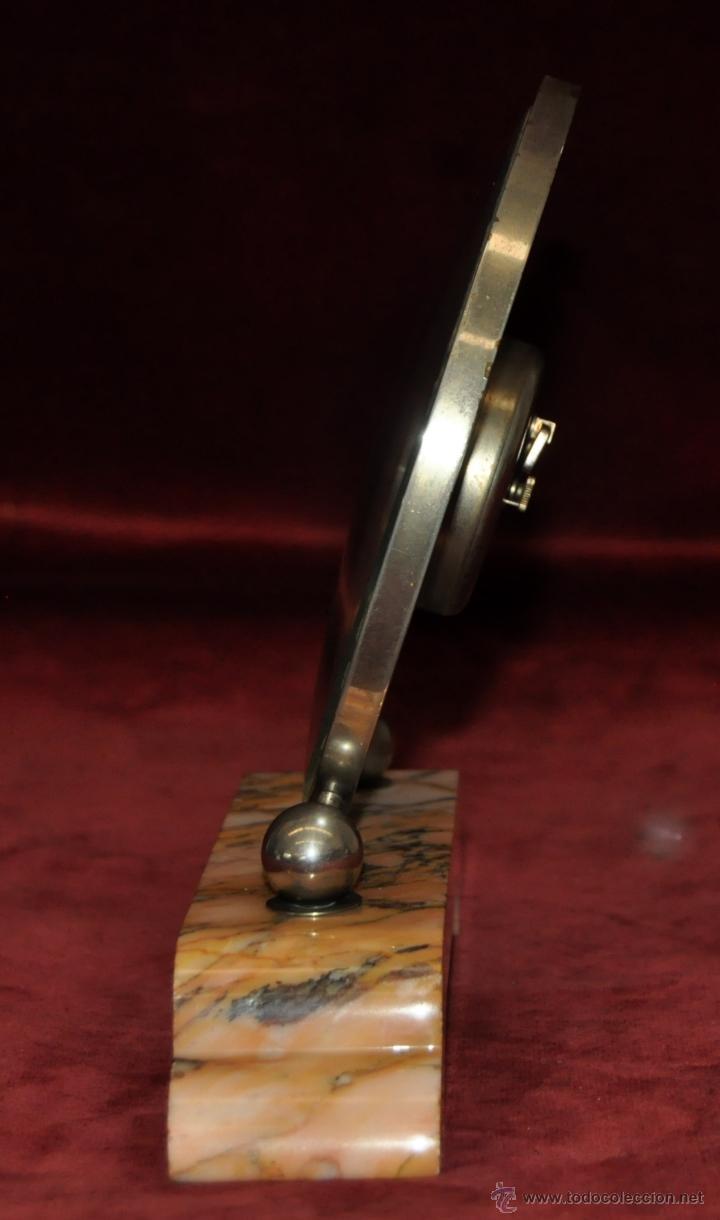 Relojes de carga manual: RELOJ DE SOBREMESA DUWARD. ÉPOCA ART DECO - Foto 12 - 43472867
