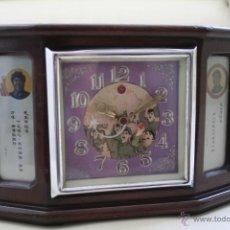 Relojes de carga manual: ANTIGUO RELOJ AUTÓMATA CHINO.. Lote 43641100