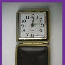 Relojes de carga manual: RELOJ DE VIAJE. Lote 43911432