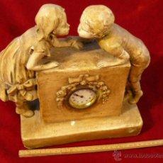 Relojes de carga manual: RELOJ PENDULO. Lote 44210766