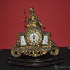 Relojes de carga manual: RELOJ SOBREMESA. Lote 44446749