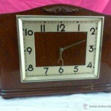 Relojes de carga manual: RELOJ DESPERTADOR ANTIGUO, FUNCIONANDO. Lote 44801179