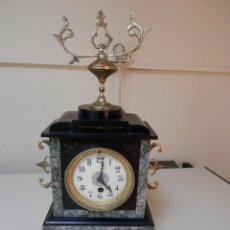 Relojes de carga manual: RELOJ SOBREMESA FRANCES EPOCA NAPOLEON III. Lote 44851133