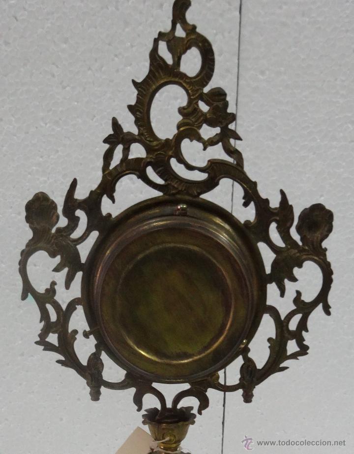 Relojes de carga manual: RELOJ DE SOBREMESA CARGA MANUAL SIGLO XX, 6000-352 - Foto 15 - 43844551
