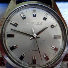 Relojes de carga manual: RELOJ EN PERFECTO ESTADO DE CUERDA AÑOS 60.. Lote 45215435