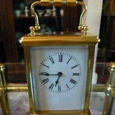 Relojes de carga manual: RELOJ CARRUAJE FRANCES. Lote 45217118